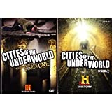 Cities of the Underworld : The Complete Series Collection Seasons 1, 2, & 3