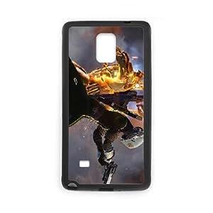 Samsung Galaxy Note 4 Cell Phone Case Black Destiny I4Y6NO