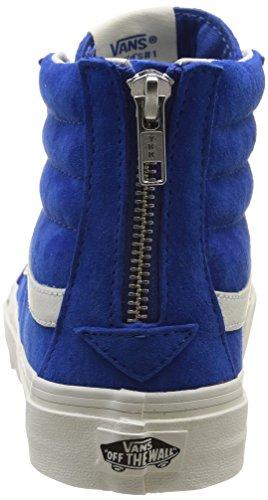 Vans Slim Scotchgard Unisex blue Sneakers Zip Sk8 Blu hi U scotchgard FqFxPw7gT6