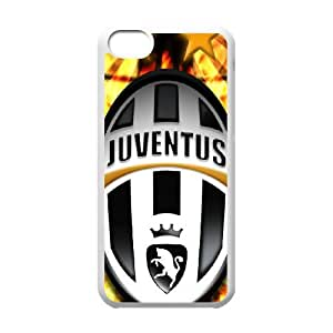 Juventus iPhone 5c Cell Phone Case White yyfabd-256653