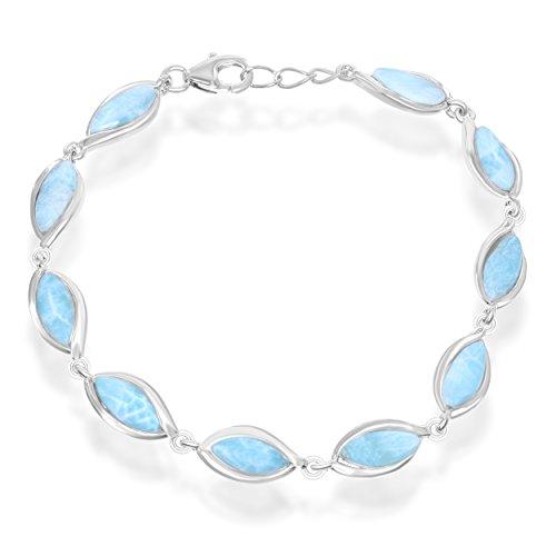 Belle Bracelet Silver Sterling (Sterling Silver 7.5