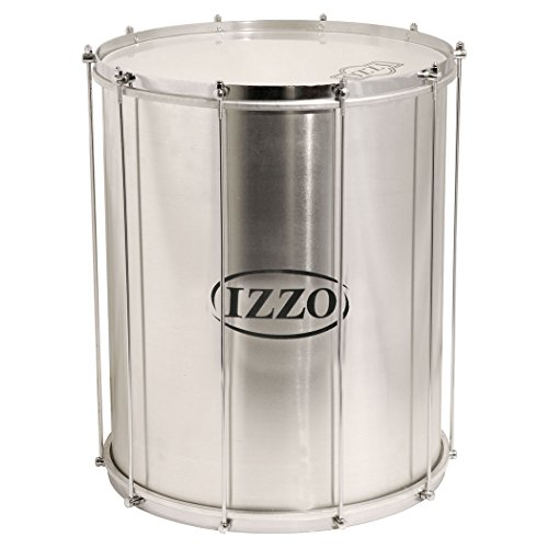 IZZO 5782 Aluminium Surdo with Synthetic Drumhead