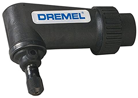 Dremel 575 Right Angle Attachment (Dremel Drill Bit Adapter)
