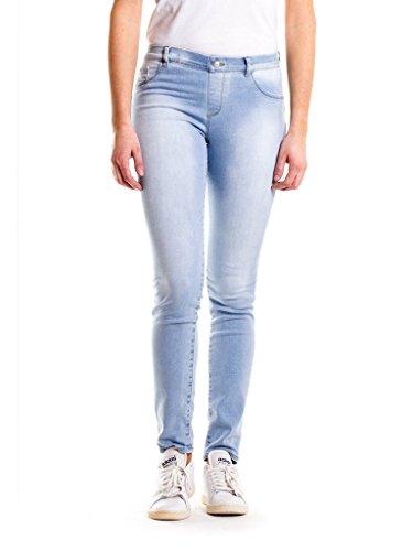 Carrera Jeans Vaqueros Skinny para Mujer 810 - Luz Azul Lavado (Super Stone Wash)