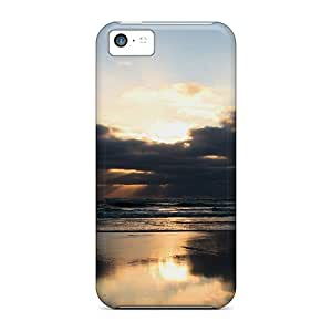 New Arrival Covers Cases With Nice Design For Iphone 5c- Pacific Ocean Ocean Shores Wa