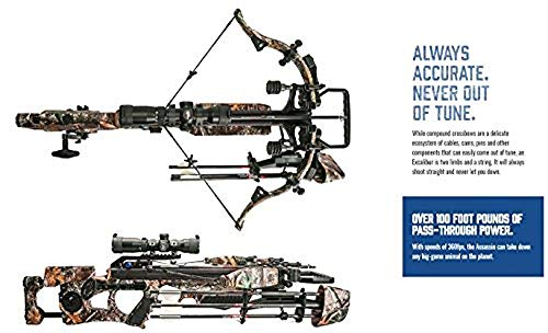 Excalibur Assassin Crossbow Package - Import It All