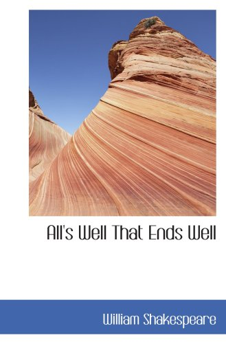 Read Online All's Well That Ends Well pdf epub
