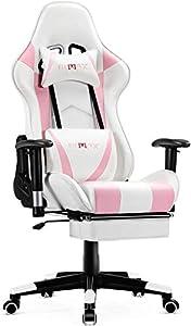 Ficmax Ergonomic Gaming Chair Massage