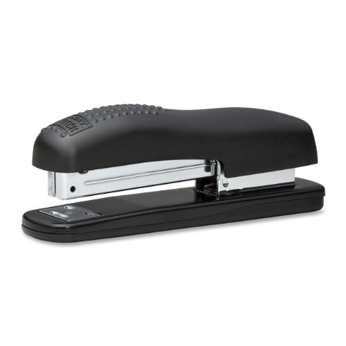 Bostitch Ergonomic Desktop Stapler, Black (02257)