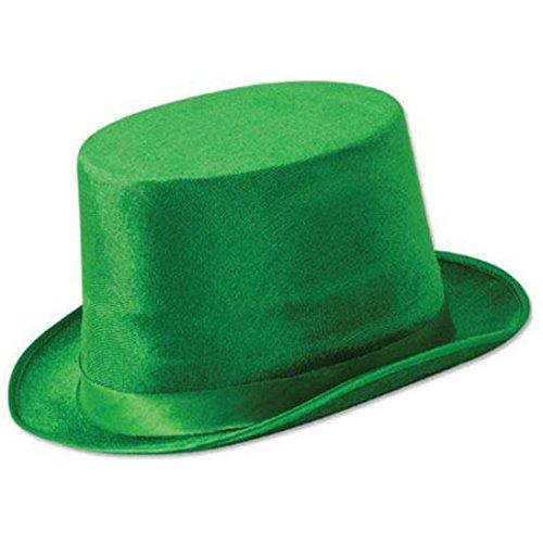St Patricks Green (Green Dura Form St. Patrick's Day Top Hat)