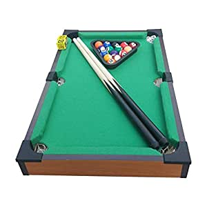 Billar Snooker plegable For adultos niños Escritorio piscina ...