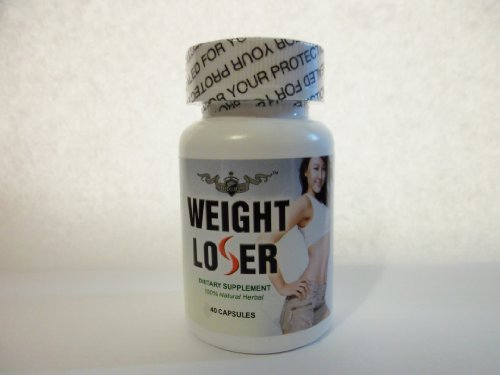 Weight Loser,green Tea Polyphenol Plus Natural Herbs. 400mg/cap,see Difference in the First Week. Review