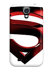 8190988K53904553 Galaxy S4 Case Cover - Slim Fit Tpu Protector Shock Absorbent Case (logo)