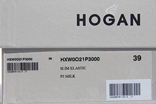 Hogan By Tods Slank Elastisch Fuschia / Milk Slip Op Sneakers Schoenen Fuschia / Milk