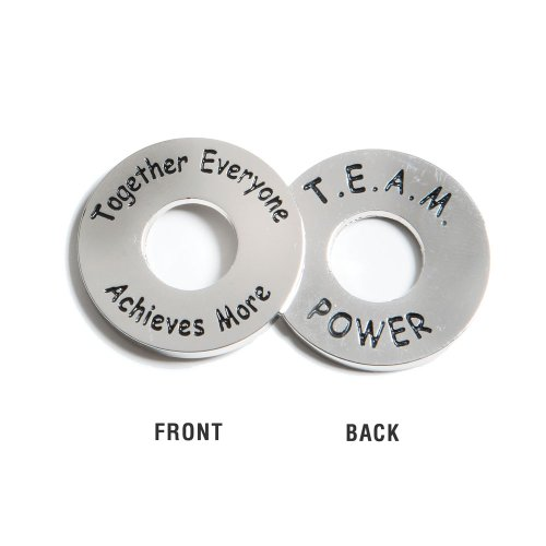 T.E.A.M. Power Tokens - Set of 10 Team Recognition Awards For Office & Classroom