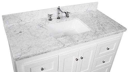 white bathroom vanities with marble tops. Save White Bathroom Vanities With Marble Tops