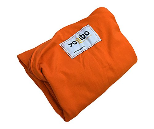 【専用カバー】Yogibo Support (オレンジ) B0155VC4O8 オレンジ オレンジ