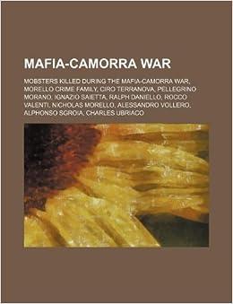 Mafia-Camorra War: Morello Crime Family, Ciro Terranova