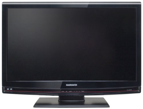 Magnavox 32MD350B/F7 32-Inch 720p LCD HDTV with Built in DVD player, Black ()