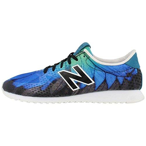De New Balance Entrenadores Negro WL420DFB Azul-Negro