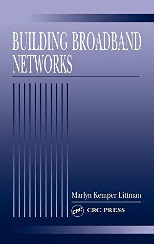 Building Broadband Networks by Marlyn Kemper Littman (2002-06-03)