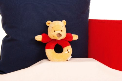 Disney Winnie The Pooh Perfectly Pooh Ring Rattle