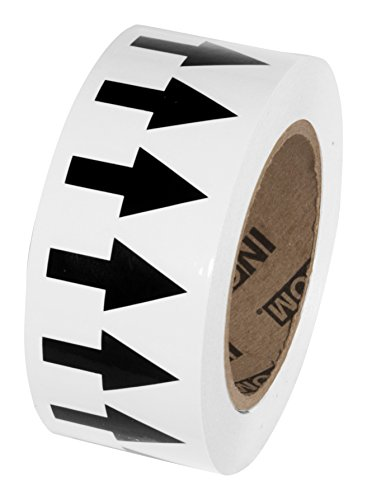 (INCOM Manufacturing: Directional Flow Arrow Pipe Marking Tape, 2