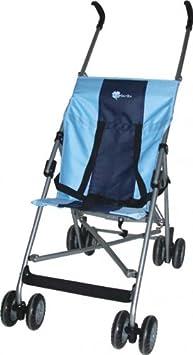 United Kids 506355 Buggy Extra leicht Kinderwagen A201 hellblau//dunkelblau