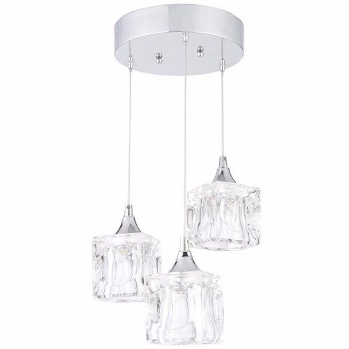 Home Decorators Collection 3 light LED pendant (Pendant Light Collection Lamp 3)