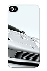Guidepostee Protection Case For Iphone 4/4s / Case Cover For Christmas Day Gift(ridge Racer 7)