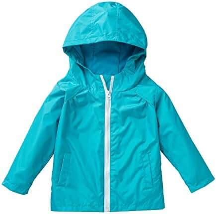 LZH Children's Waterproof Raincoat Jacket