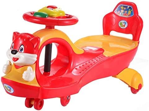 Ppy778 Triciclo Trenzado para niños no Pedal deslice Andador con ...