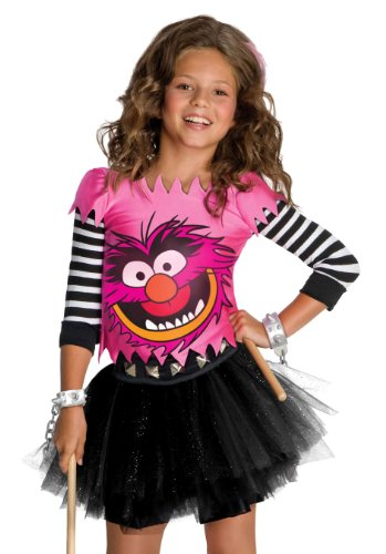 The Muppets Girl Animal Child Costume - Large (12-14)