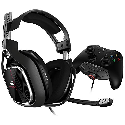 ASTRO Gaming A40 TR Wired Headset + MixAmp M80 with Astro Audio V2 for Xbox One ()