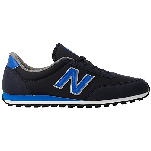 New Balance U410 D - Zapatillas de Deporte de lona Unisex adulto azul