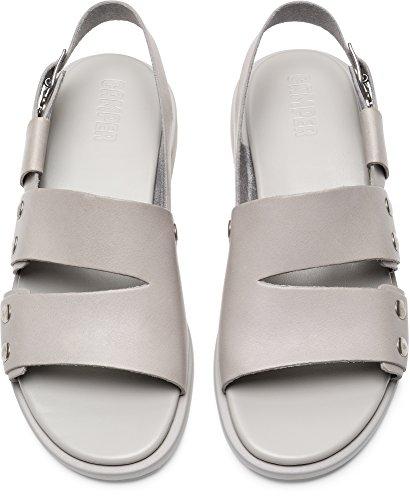 Mujer Camper Eda K200574 001 Zapatos Planos ggXaqvw