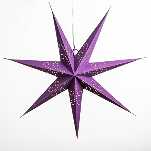 Fountain-Purple-Paper-Star-Lantern-with-12-Foot-Power-Cord-Included