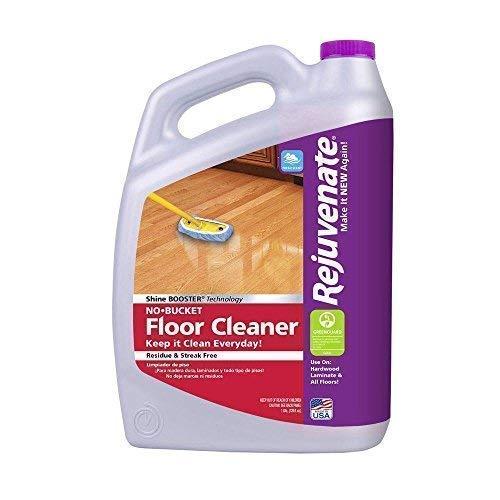 Ceramic Cleaner Floor (Rejuvenate No-Bucket Floor Cleaner Fresh Scent, 1 Gallon)