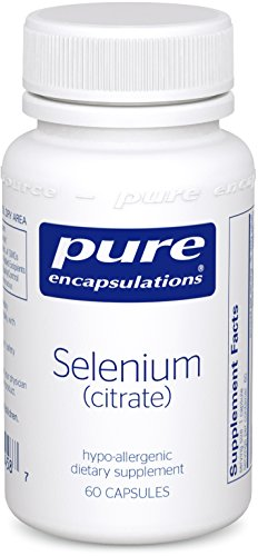 Pure Encapsulations Hypoallergenic Antioxidant Supplement
