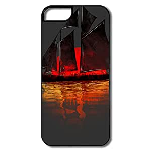 WallM Eastern Sunset Case For Iphone 5/5S