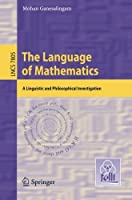 The Language of Mathematics Front Cover