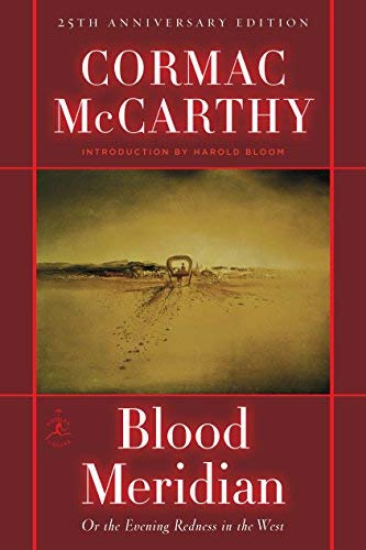 Blood meridian, or, The evening redness in the west (Picador)