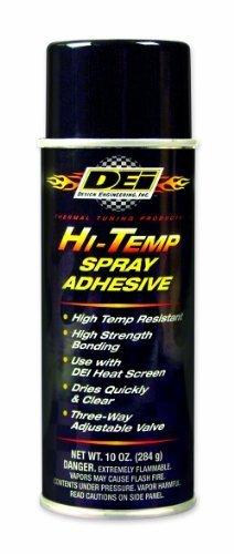 DEI 010490 Hi Temp Spray Adhesive Model: 10490 Car/Vehicle Accessories/Parts (Dei 010490 Hi Temp Spray Adhesive compare prices)
