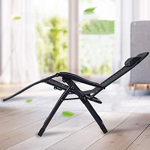 Amazon.com: Silla reclinable plegable para salón, silla de ...