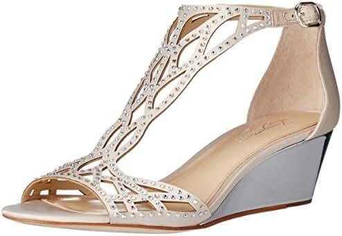 Imagine Vince Camuto Women's Jalen Wedge Sandal