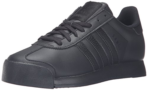 adidas Originals Men's Shoes | Samoa Fashion Sneakers, Black/Black/Black, (11 M US)