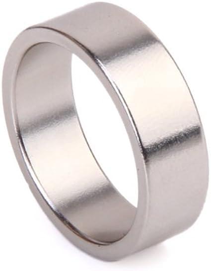 Gleader anillo magnetico truco magico Prop con caja