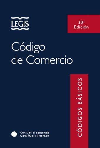 Descargar Libro Código De Comercio - Colección De Códigos Básicos Legis