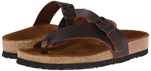 Brown Naot Tahoe Sandals Womens Leather IIx7UB