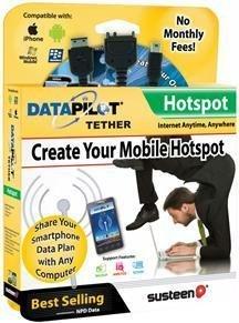 FOGWARE PUBLISHING DP260-112 DATA PILOT HOTSPOT KIT W/CABLES ()